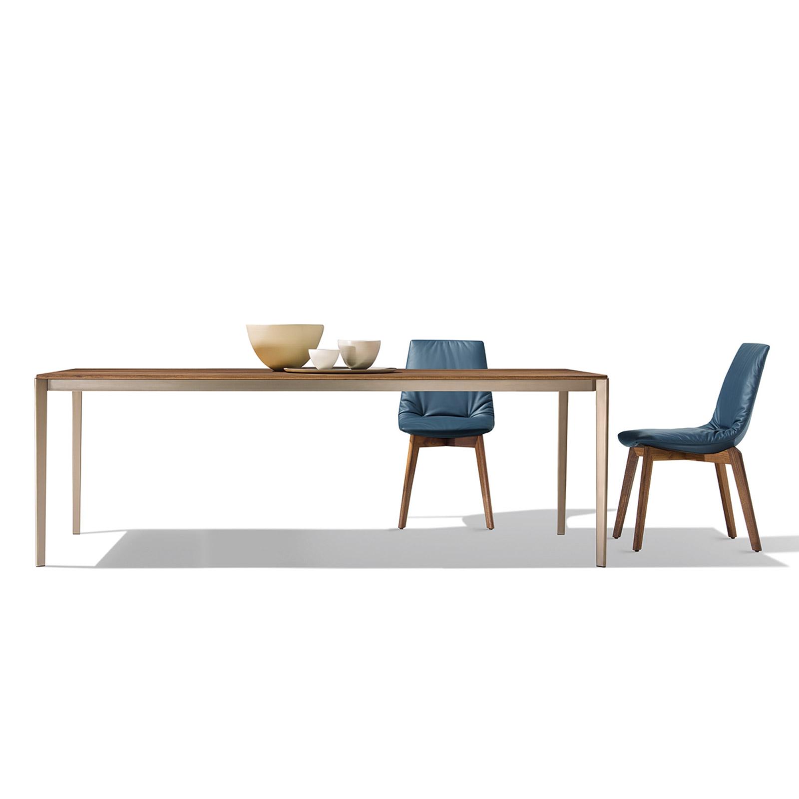 team7 auszugstisch tak nussbaum m bel b r ag. Black Bedroom Furniture Sets. Home Design Ideas