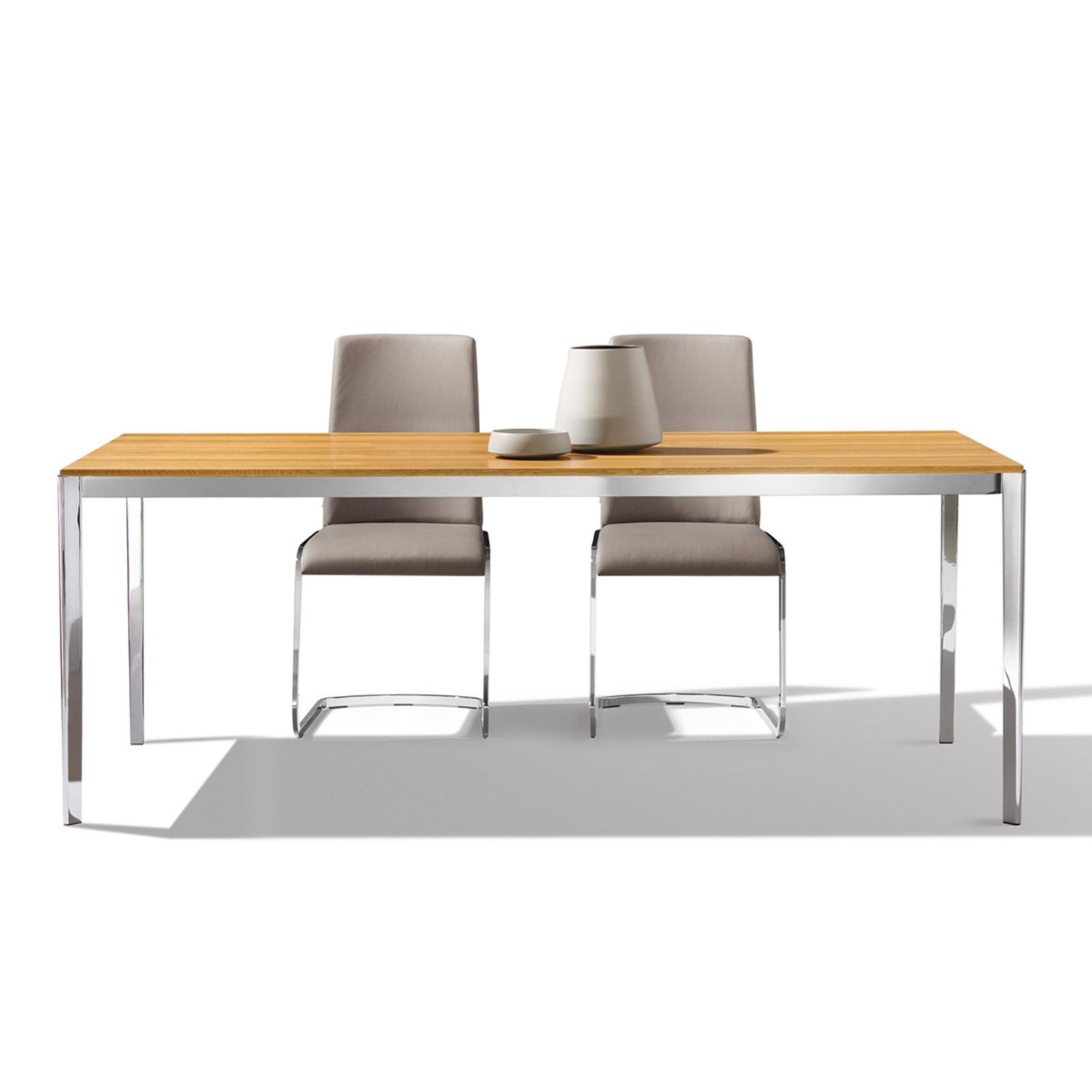 team7 auszugstisch tak eiche m bel b r ag. Black Bedroom Furniture Sets. Home Design Ideas