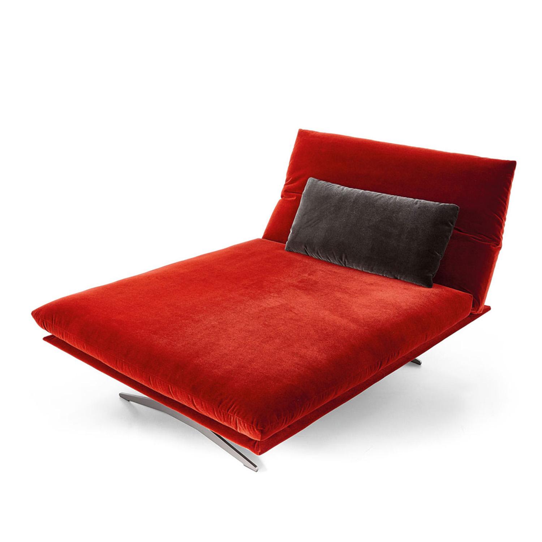 Koinor sofa francis in rot fashion stoff m bel b r ag for Ecksofa francis
