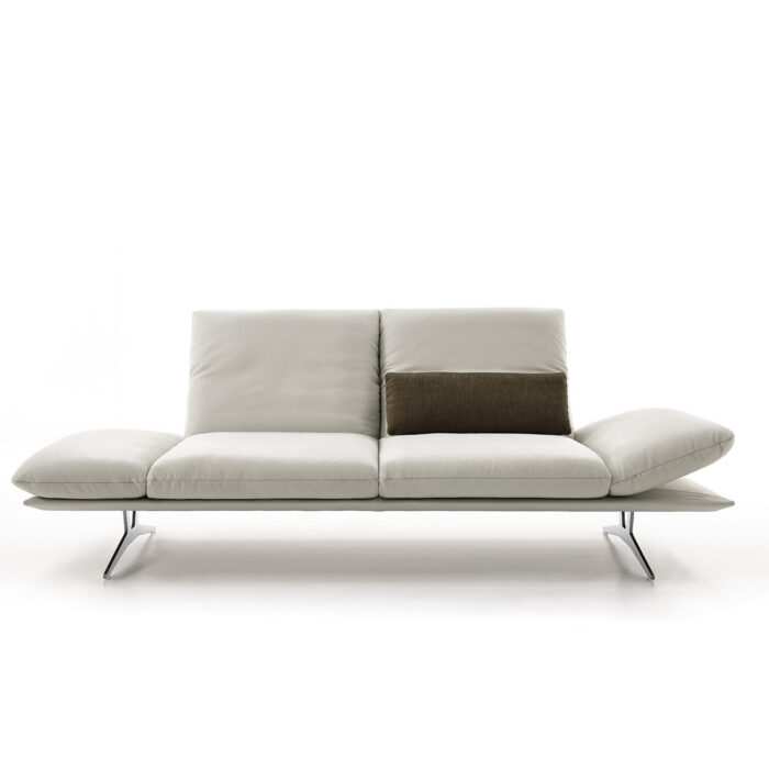 Koinor Sofa Francis in weiss Stoff