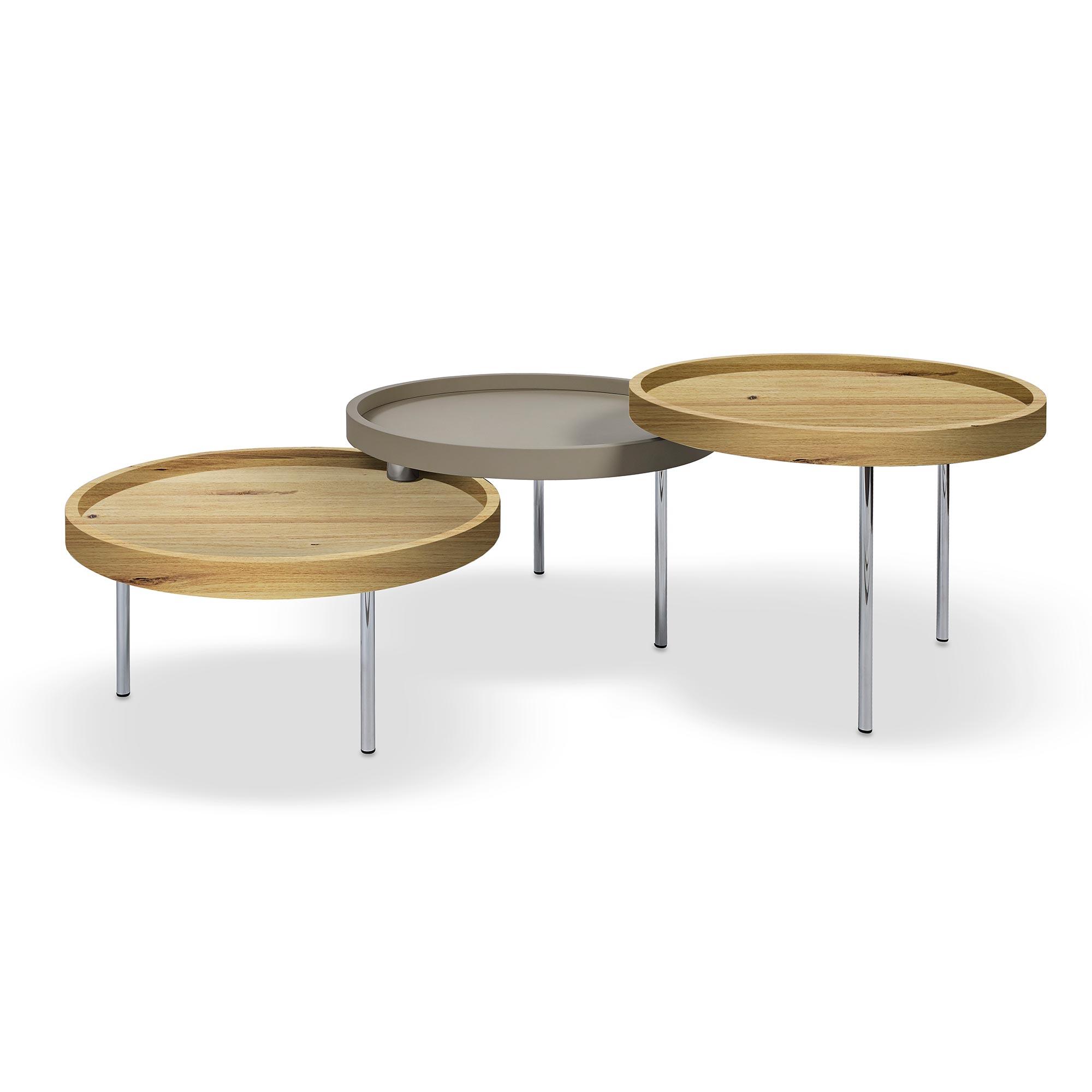 salontisch luna von r schmitt eiche m bel b r ag. Black Bedroom Furniture Sets. Home Design Ideas