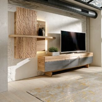 Sideboards archive m bel b r ag for Wohnwand voglauer