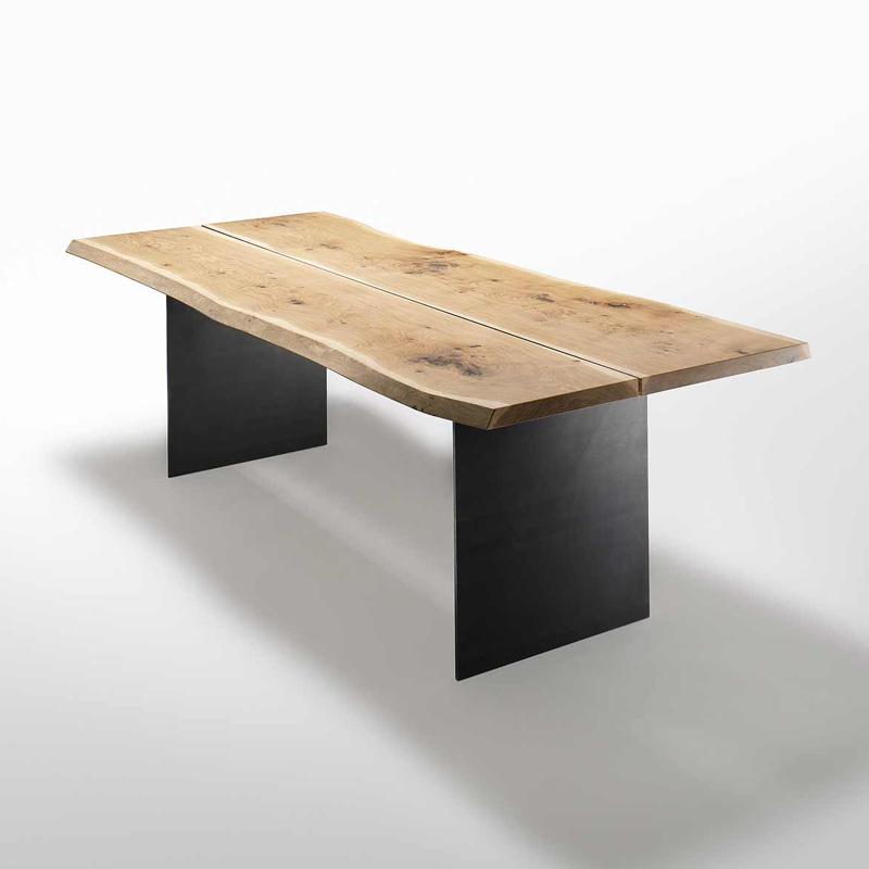 asteiche tisch haus design m bel ideen und innenarchitektur. Black Bedroom Furniture Sets. Home Design Ideas