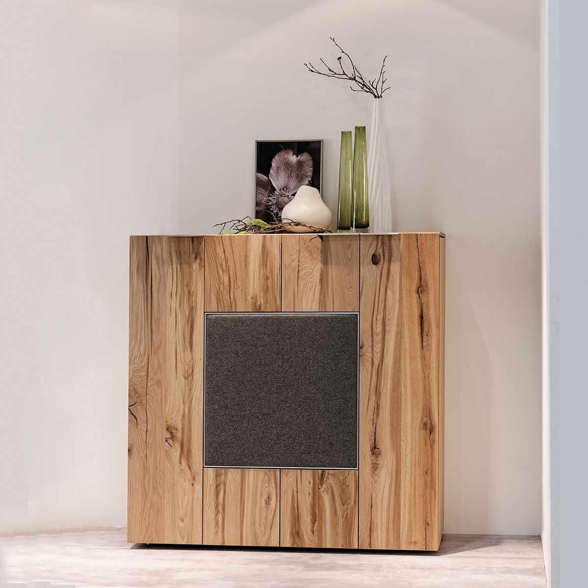 voglauer highboard alpin m bel b r ag. Black Bedroom Furniture Sets. Home Design Ideas
