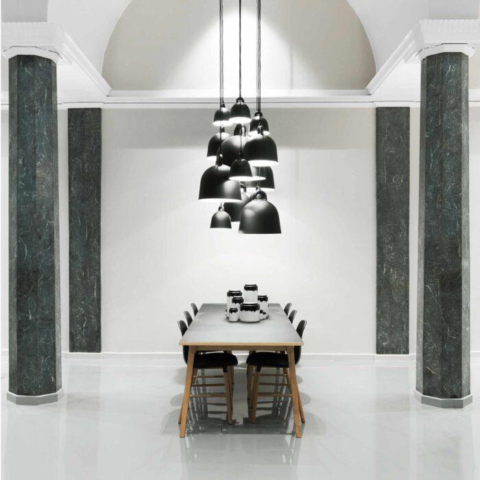 Normann Copenhagen Bell Lampe M