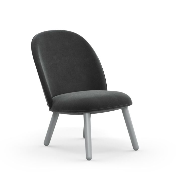 Normann Copenhagen Ace lounge chair grau