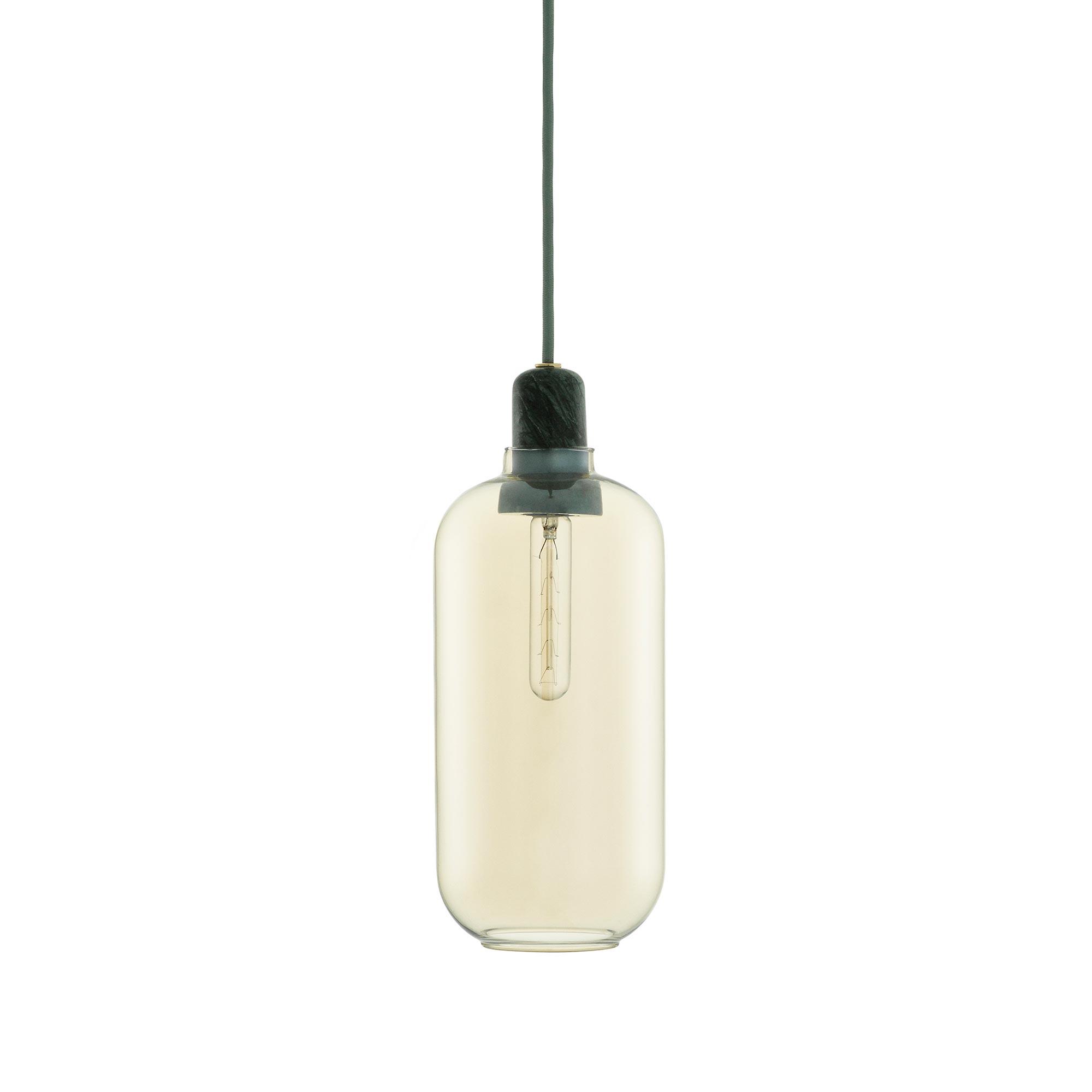 normann copenhagen amp lampe gr n m bel b r ag. Black Bedroom Furniture Sets. Home Design Ideas
