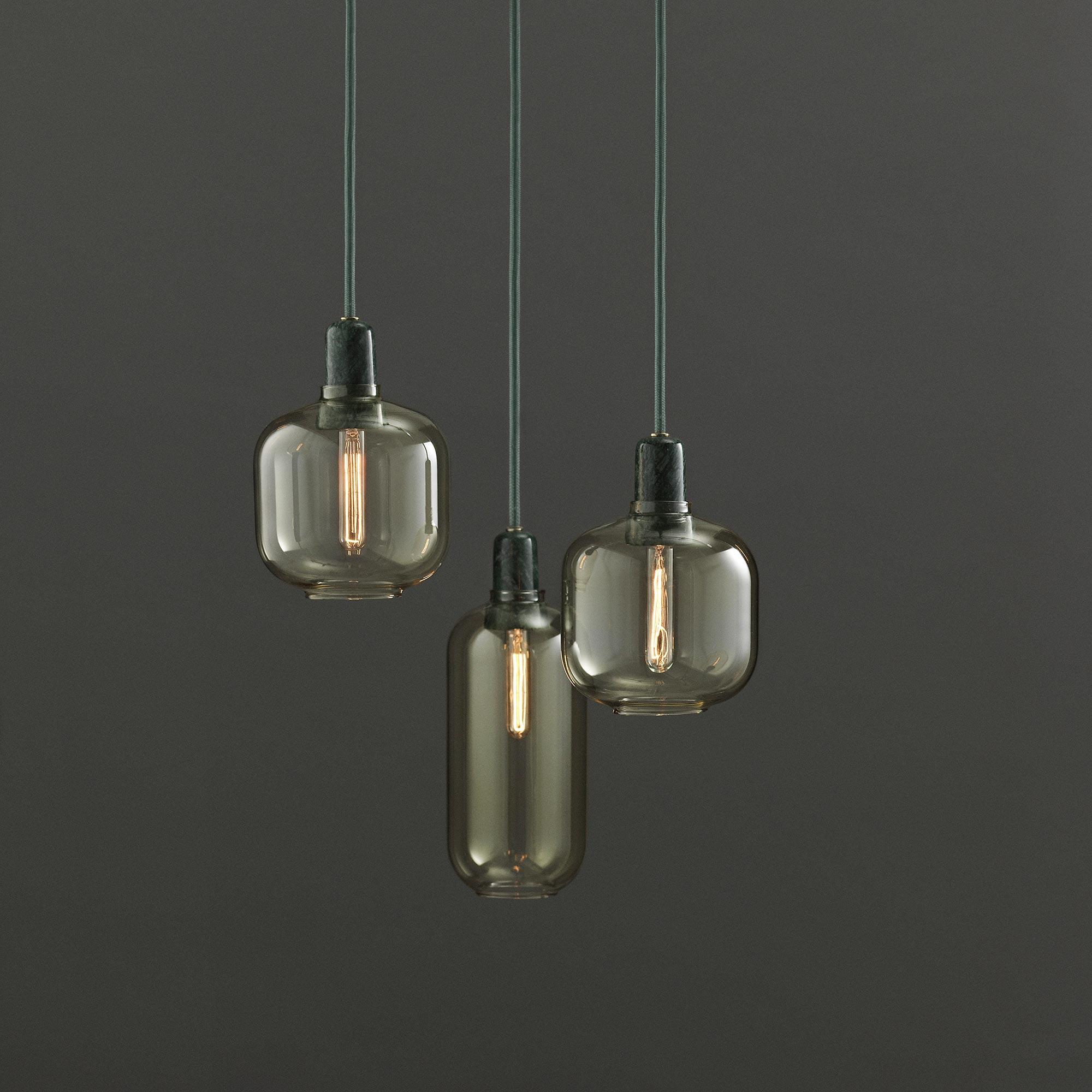 Normann Copenhagen Amp Lampe grün - Möbel Bär AG