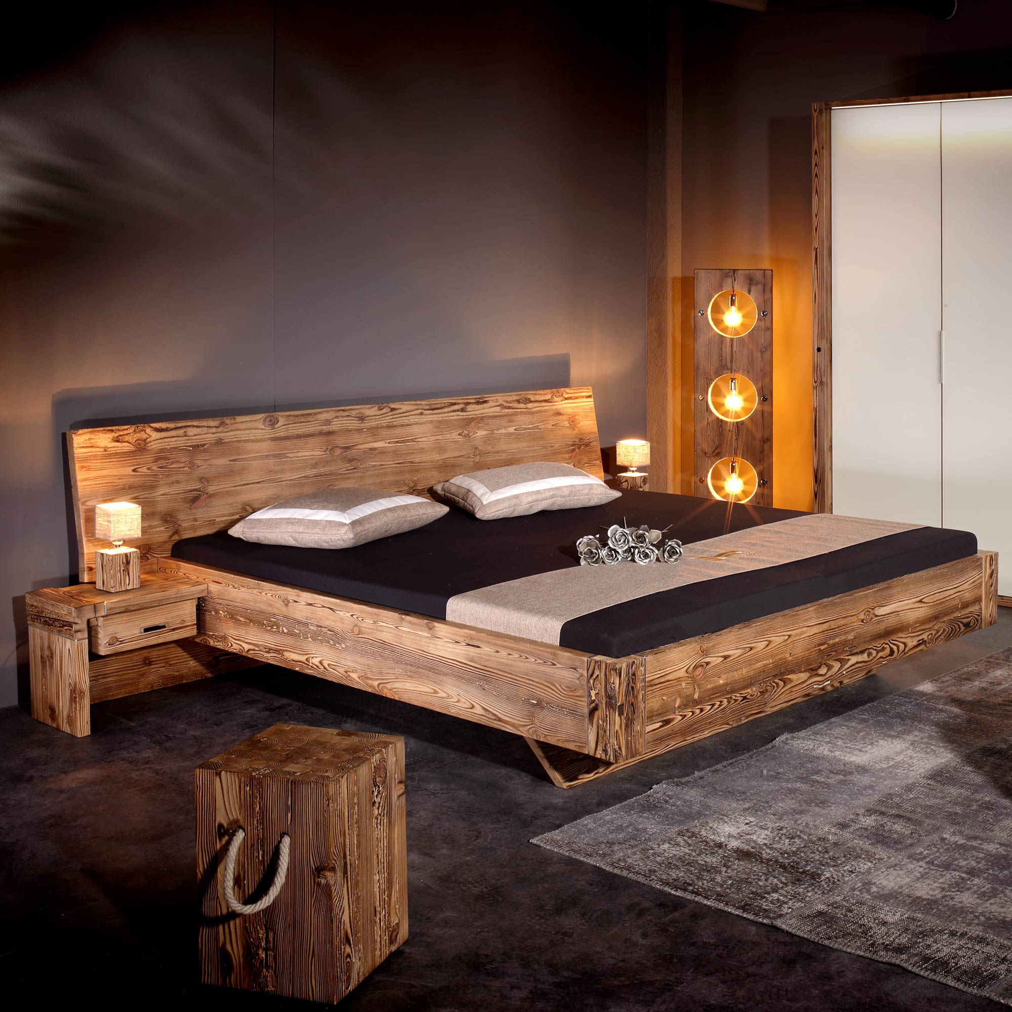 massivholzm bel vom schweizer hersteller sprenger beim m bel b r. Black Bedroom Furniture Sets. Home Design Ideas